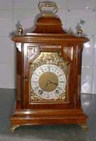 Lenzkirk quarter Striking Bracket clock