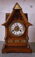 H.A.C. Bracket Clock