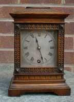 Lenzkirk 8 day Timepiece