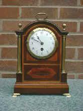 French Timepiece Edwardian