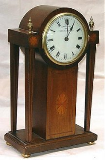 Eureka Electric battery clock