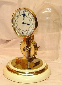 Rare Eureka style clock German made