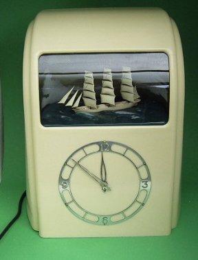 SHIP AUTOMATA CLOCK