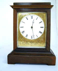 Small French Bracket Clock