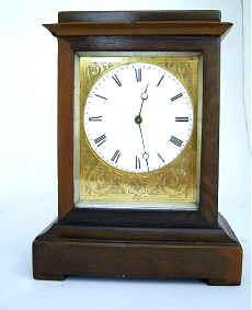 Small French Bracket Clock