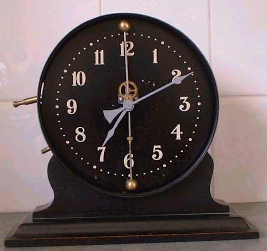 Dave West Clocks